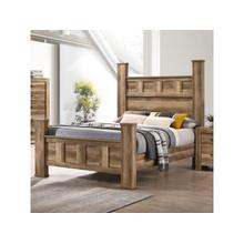 Salerno King Bed (Headboard/Footboard/Posts/Rails)