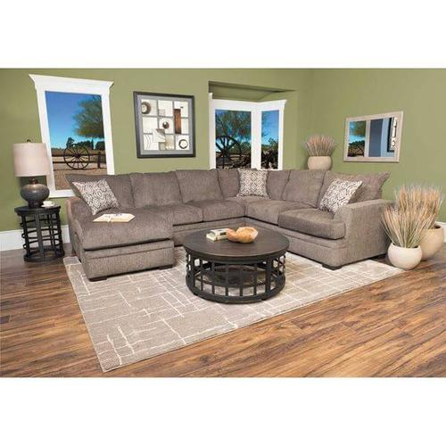 American Furniture Manufacturing - Sectional Sofa with Left Side Chaise