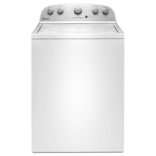 Whirlpool - Whirlpool 3.5CF White Top Load Washer