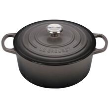 See Details - 5 1/2 qt. Signature Round French Oven/Dutch Oven with Stainless Steel Knob