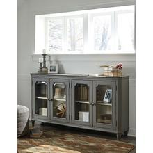 See Details - Ashley Mirimyn Cabinet in Antique Gray