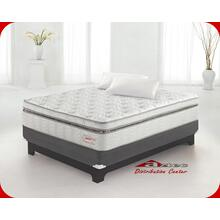 Ashley Sleep Innerspring Mattress Simpson Cove M325 at Aztec Distribution Center Houston Texas