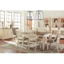 View Product - Bolanburg Table & 6 Chairs Antique White