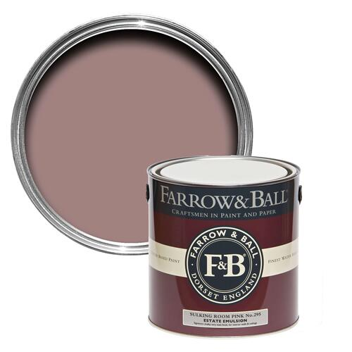 Farrow & Ball - Sulking Room Pink No.295