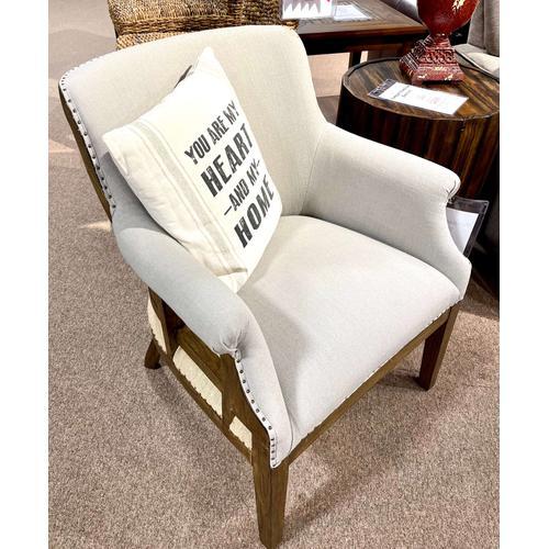 Pulaski Furniture - Deconstructed Arm Chair - Dove