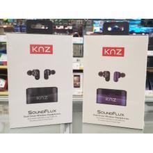 KNZ SoundFlux, Wireless bluetooth earbuds