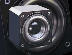 "8"" High Resolution Series Subwoofer"