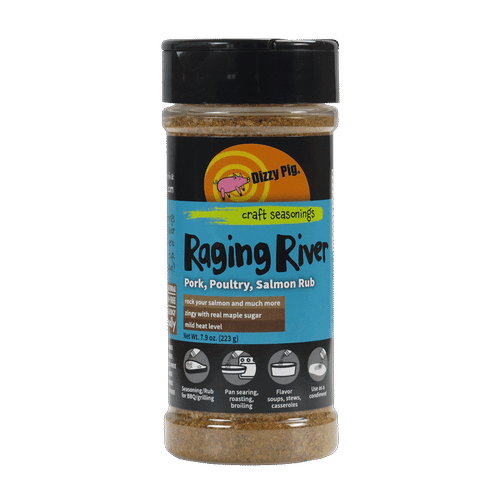 Salt-Free Raging River