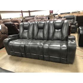 Power Headrest and Reclining Sofa