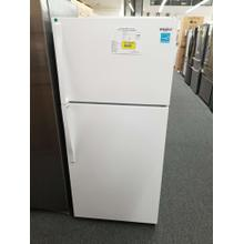 "See Details - Whirlpool 28"" Top Freezer Refrigerator WRT134TFDW (FLOOR MODEL)"