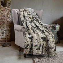 See Details - Forest Weave Throw