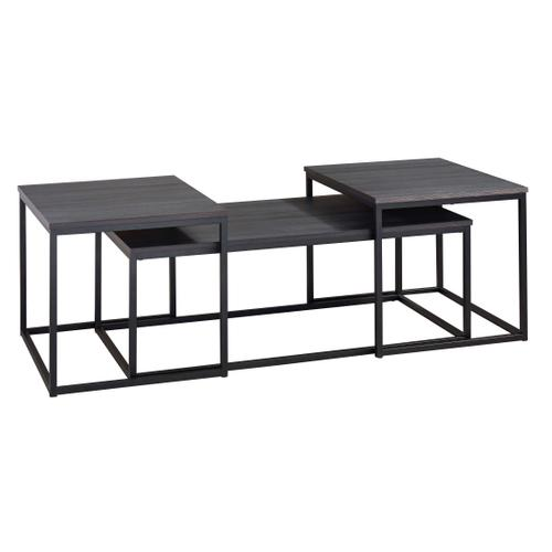 Yarlow 3 Piece Table Set