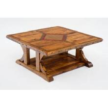 Mustang Canyon Coffee Table