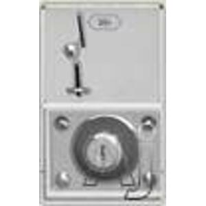 Speed Queen High Capacity Money Box, Lock and Key Kit