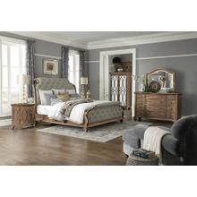 Klaussner Trisha Yearwood Jasper County King Bed