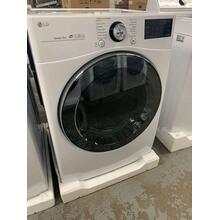 7.4 cu.ft. Smart wi-fi Enabled Electric Dryer with TurboSteam™ **OPEN BOX ITEM** Ankeny Location