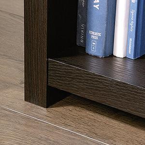 Sauder - HomePlus 4 Cube Bookcase