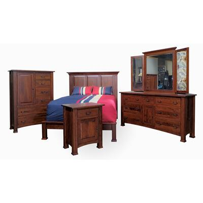 Oak Park Bedoom Set