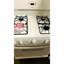"USED- Hotpoint® 24"" Compact Gas Range G24WHSTV-U SERIAL #24"