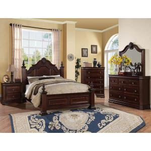 Crown Mark B8300 Charlotte King Bedroom