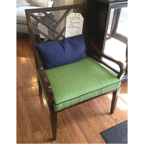 Taylor King accent chair