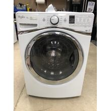 Used Whirlpool Duet Front Load Washer & Electric Dryer Set