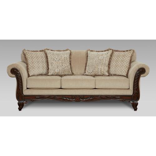 8551 Emma Wheat Chair