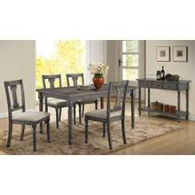 See Details - Wallace 5PC Dining Set (71435)