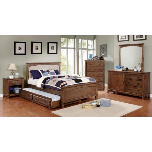 Packages - Colin 4Pc Full Bed Set