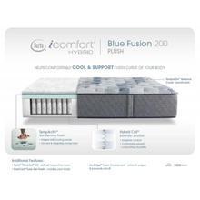 IComfort Serta Hybrid Blue Fusion 200 PLUSH