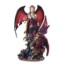 """Fairy with Clear Wings 8"""" high"""