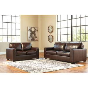 Morelos Sofa and Loveseat Set