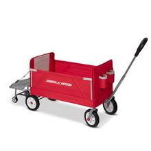 Radio Flyer, 3-In-1 Tailgater Wagon