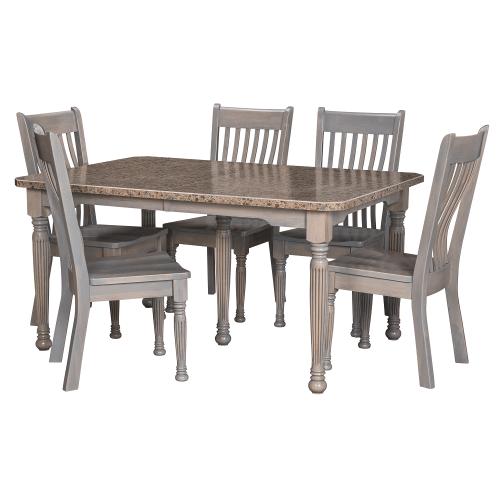 Pinefarmhouse In By Amish Furniture In Okemos Mi Farmhouse Table