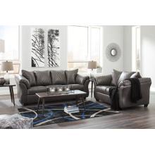 Betrillo Gray Sofa & Loveseat