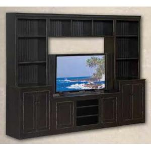 6 Piece Entertainment Center