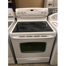 See Details - Used Maytag Smoothtop Electric Range