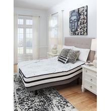 """See Details - Randy-1 Queen 10"""" Hybrid Innerspring Mattress with Adjustable Power Base and Zoned Massage"""