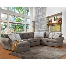 See Details - Morgan Sectional: Hand-Crafted In The USA (Customize Your Configuration & Fabric)