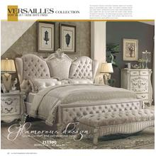 Acme 21130 Versailles Upholstery Bone Collection