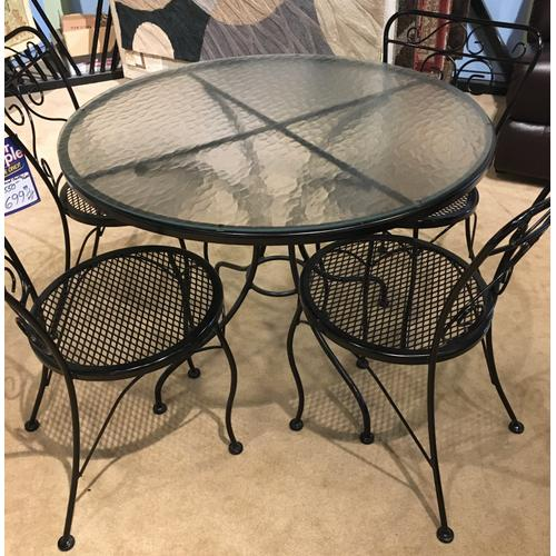Spector Furniture - Table and 4 chairs