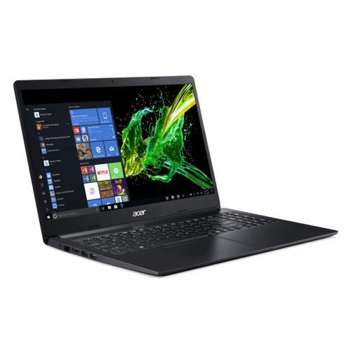 "Acer - Acer - 15.6"" 4GB Intel Laptop (Charcoal Black)"