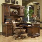 Villa Tuscano Return Desk and Hutch Product Image