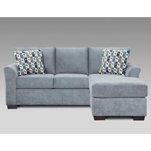 3900 Anna Blue Sectional