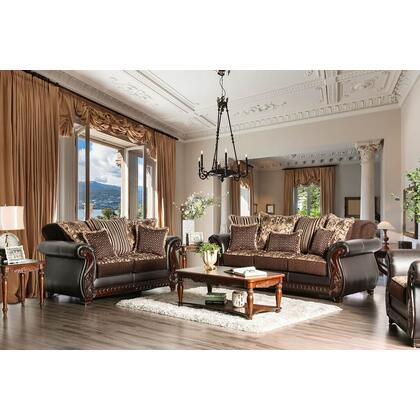 Franklin Stationary Sofa & Loveseat