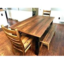 Barnwood Dining Set