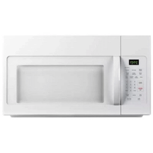 View Product - Crosley 30-inch, 1.6 cu. ft. Over-The-Range Microwave Oven in White