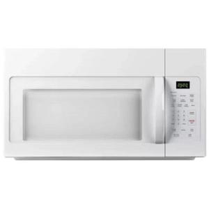 Crosley - Crosley 30-inch, 1.6 cu. ft. Over-The-Range Microwave Oven in White