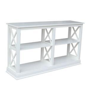 60 inch Wide Hampton Room Divider  - White
