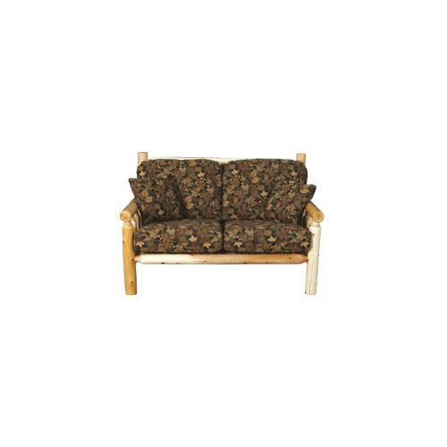 Best Craft Furniture - W4102 Log Loveseat